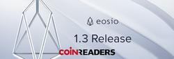 이오스아이오(EOSIO) 버전 1.3.0 공개… '이오스 가격 강세'